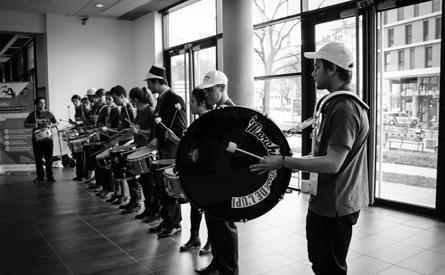 cours de percussions, cours de cuivre